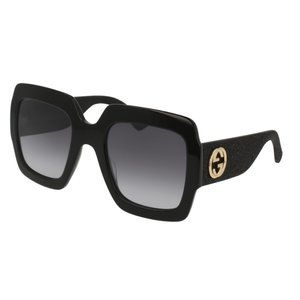 New Women Square Oversized  Gucci Sunglasses